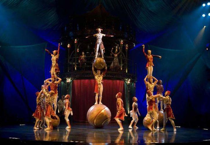 El Cirque du Soleil ha convertido a la Riviera Maya en su sede, la primera en América Latina donde equilibra el ambiente natural y el arte culinario. (SIPSE)