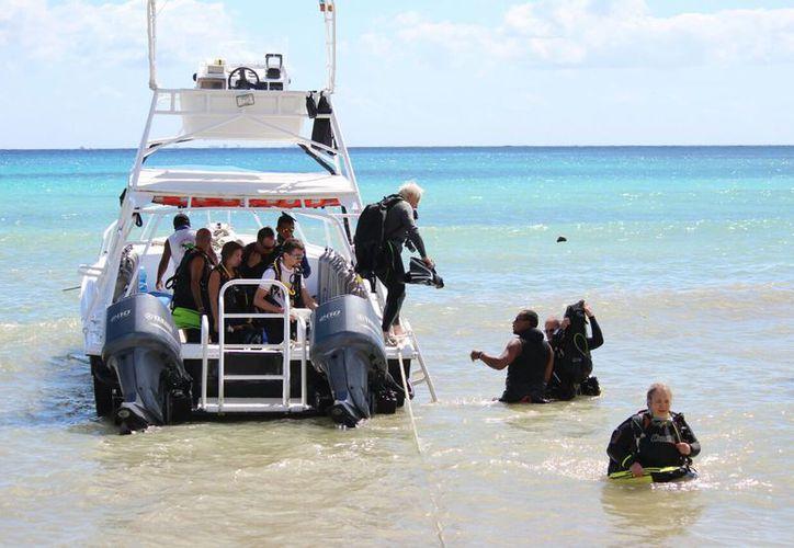 Los servicios acuáticos han sufrido mayor afectación económica. (Daniel Pacheco/ SIPSE)
