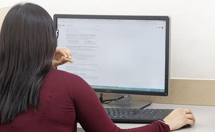 La modalidad 'Prepa en línea' es una opción para terminar los estudios de Media Superior. (Foto: Jesús Tijerina)