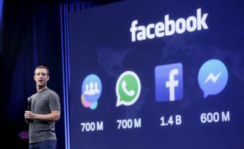 Facebook ayuda a los emprendedores a desarrollar sus aplicaciones de una manera gratuita.(Archivo/AP)