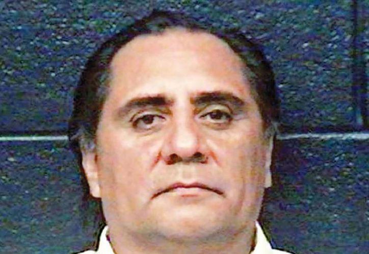 El regidor Jorge Vera fue arrestado en Laredo, Texas, porque ofrecía cocaína en un bar. (Excelsior)