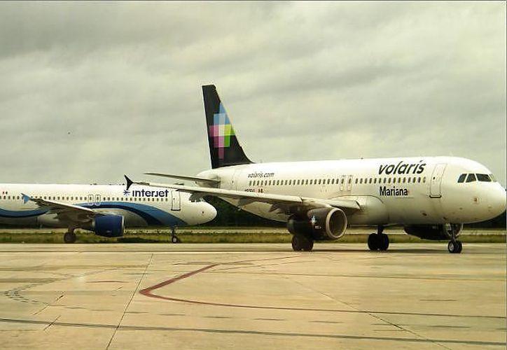 Tres aerolíneas mexicanas están en la mira de la Profeco debido a las tarifas que pretenden aplicar a la primera maleta documentada. (A21)