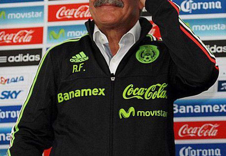 Ricardo 'Tuca' Ferreti publicó su primera convocatoria como DT de la Selección Mexicana. (Archivo/NTX)