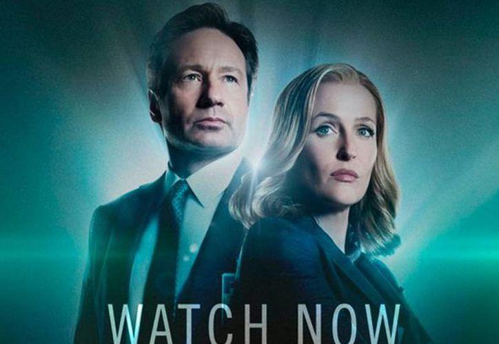 La popular serie de televisión de los años 90 The X Files regresa a la pantalla chica en México este lunes, en una nueva temporada. (Facebook)