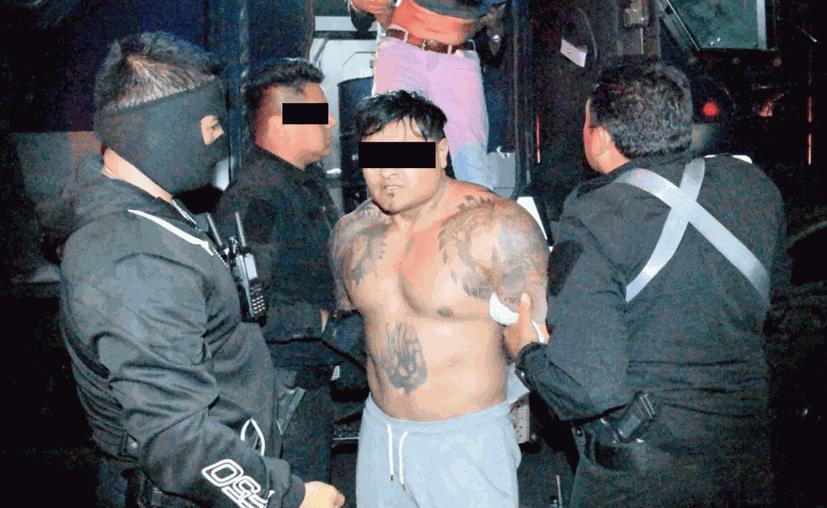 Un juez de control impuso a Héctor Hugo y a ocho personas más como medida cautelar la prisión preventiva. (Foto: Televisa)