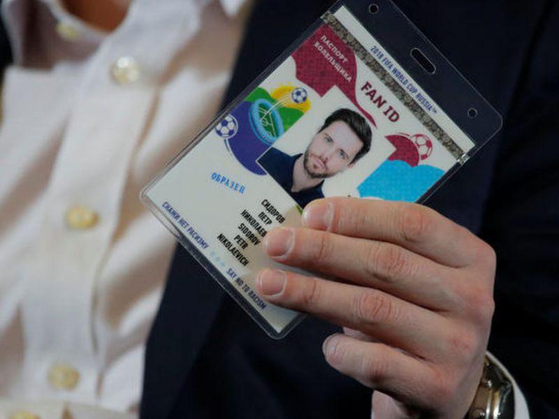 Si cuentas con un boleto para un partido de la Copa Mundial 2018, tramita tu Fan ID. (REUTERS)