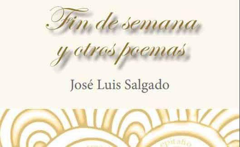 De acuerdo al autor, el poemario fue concluido en mayo pasado. (Alejandra Flores/SIPSE)