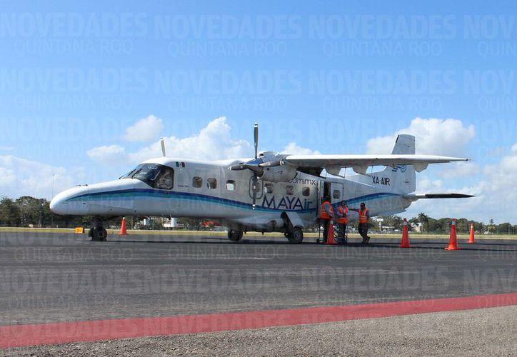 El 'turismo aéreo' ha ganado popularidad en el Estado, por lo que autoridades apuntan a esa área.(Benjamín Pat/SIPSE)