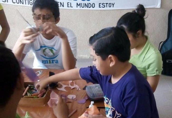 Una iniciativa enviada al Congreso de Yucatán reconoce el derecho de las personas con condición del espectro autista a no ser discriminadas en ningún ámbito de su vida. (Milenio Novedades/Foto de contexto)