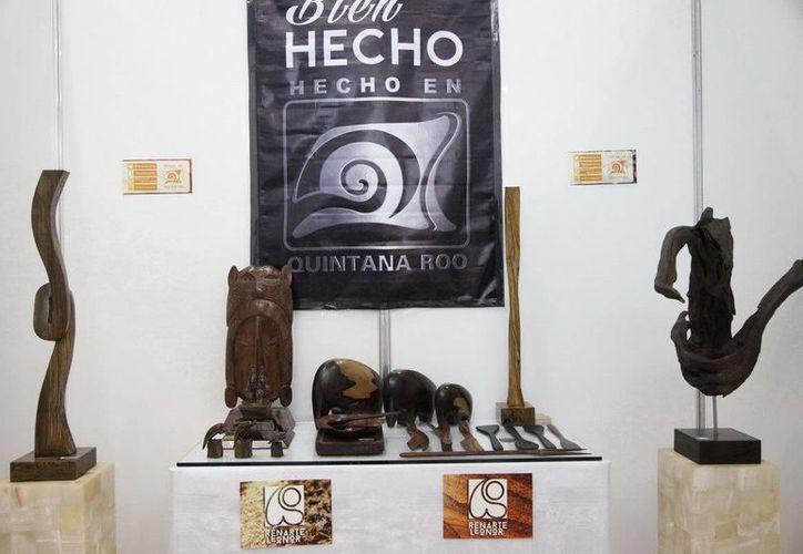 La marca Hecho en Quintana Roo vendió en 2015 más de 12 millones de pesos. (Cortesía)