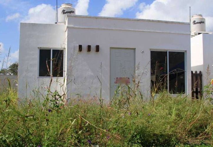 Las casas adquiridas mediante un crédito Infonavit cuentan con un seguro de daños, lo cual no todos los trabajadores saben. (SIPSE)