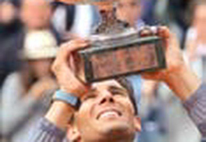 18 trofeos Majors suma el español, está a 2 del récord de 20 de Federer.(Redacción/SIPSE)