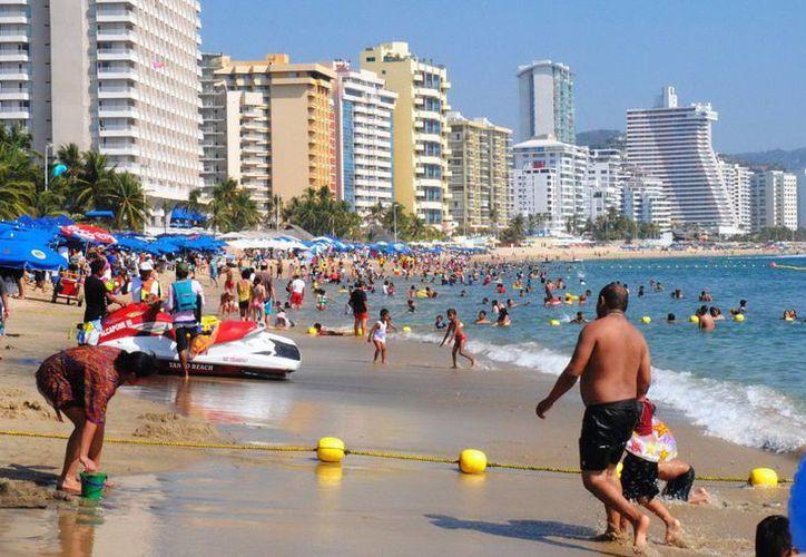 La llegada de turistas internacionales superó en 2012 los mil millones (1,035 millones) por primera vez en la historia. (Archivo/Notimex)