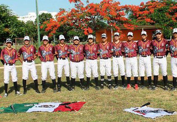 Las Panteras de Cancún, tienen ya dos años representando a Cancún(Foto: SIPSE)