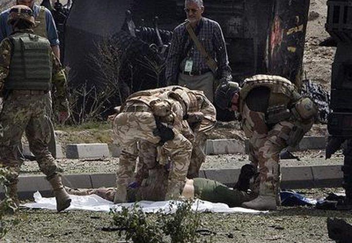 El atentado ocurrió por la mañana en la provincia de Wardak. (Foto de contexto)