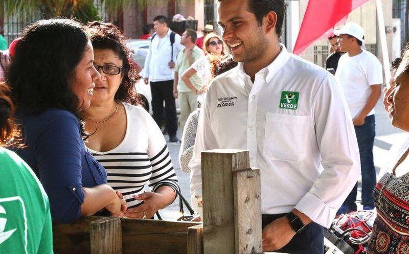 La 'Coalición por Quintana Roo', siguió las indicaciones emitidas por la Sala Regional Xalapa del Tribunal Electoral del Poder Judicial de la Federación (TEPJF), para sustituir a Mario Machuca. (Foto: Redacción/SIPSE).