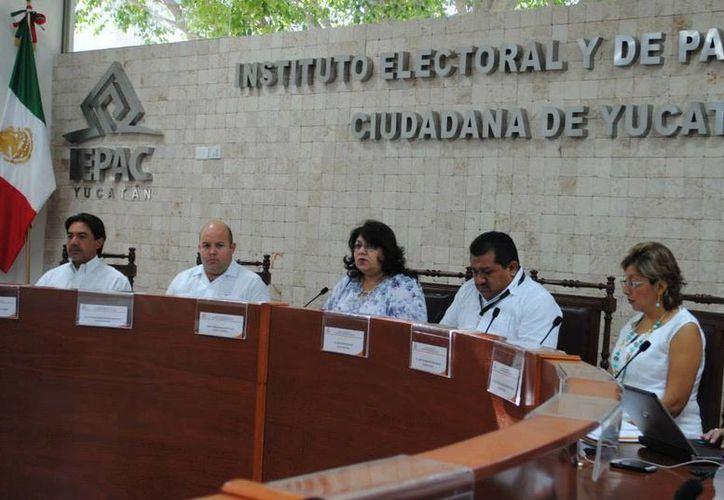 El Instituto Electoral y de Participación Ciudadana de Yucatán indicó que hará un trabajo limpio, transparente y equitativo para todas las fuerzas políticas. (Facebook/IEPAC Yucatán)