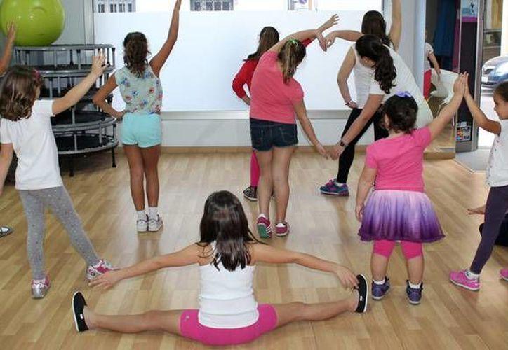 En el curso los niños podrán expresar sus emociones por medio del baile.  (debrown.com.ar)