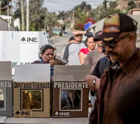 La PGR reporta saldo blanco durante la jornada electoral