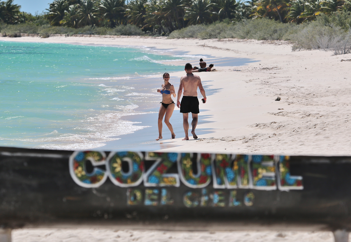 Los hoteleros asociados en Cozumel pueden asignar hasta cinco millones de pesos al año para financiar sus acciones propias de promoción para atraer turismo a Cozumel. (Foto: SIPSE/Gustavo Villegas)