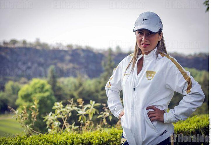 Ileana Dávila sueña con dirigir al equipo capitalino en primera división. (heraldo.mx)