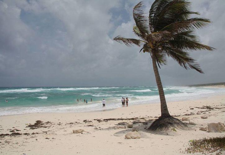 La Conagua pronosticó que el días más lluvioso de la temporada de ciclones  será el 10 de septiembre. (Israel Leal/SIPSE)
