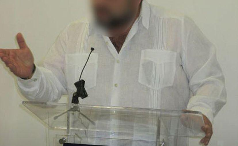 El subdirector de Innovación, Educación de la Salud y Calidad de los Servicios de Salud de Yucatán, acusado de fraude. (SIPSE)