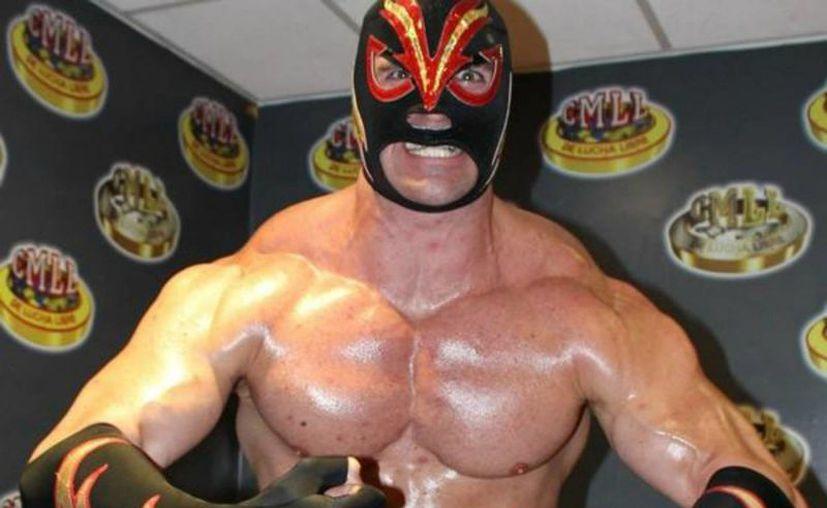 El mundo de la lucha libre está de luto, el luchador australiano Luke Fordward, mejor conocido como Thunder falleció este jueves a la edad de 34 años. (@CMLL_OFICIAL)