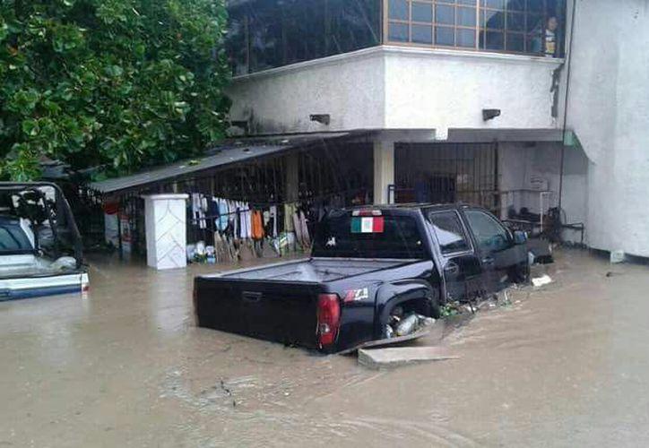 Durante la noche del miércoles y la madrugada de este jueves, se registraron lluvias de moderadas a fuertes en las regiones Costa Chica, Montaña, Centro, Costa Grande, Acapulco y Tierra Caliente.  (Cuartoscuro/Archivo)