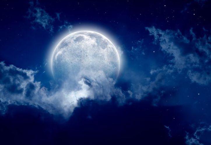 Países alrededor del mundo podrán disfrutar el próximo miércoles 31 de un eclipse de luna, también conocido como luna azul. (Contexto/Internet)
