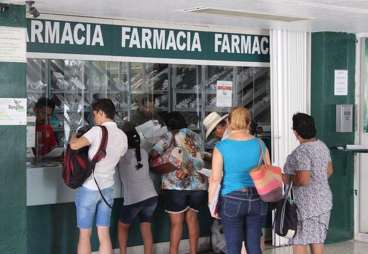 El sector salud en el estado ya cuenta con cerca de 150 mil dosis para igual número de personas para prevenir el virus de la influenza. (Joel Zamora/SIPSE)