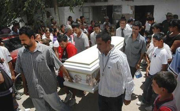 Sergio Adrián murió del lado mexicano de la frontera en 2010 por un tiro de un agente de la Patrulla Fronteriza. (nbcnews.com)
