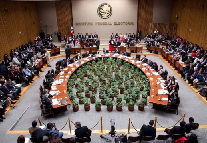 Hasta junio de 2014 se conocerá si habrá nuevos partidos políticos en México. (Notimex/Foto de archivo)