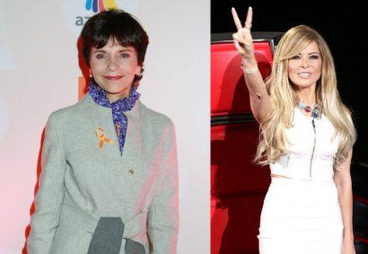 Se dio a conocer que la cantante demandará por más de 100 millones de dólares a la periodista. (Contexto)