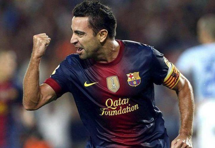 El centrocampista catalán ha llegado a los 700 partidos en el Coliseum Alfonso Pérez frente al Getafe, en Copa del Rey. (Xavi Hernández/Facebook)
