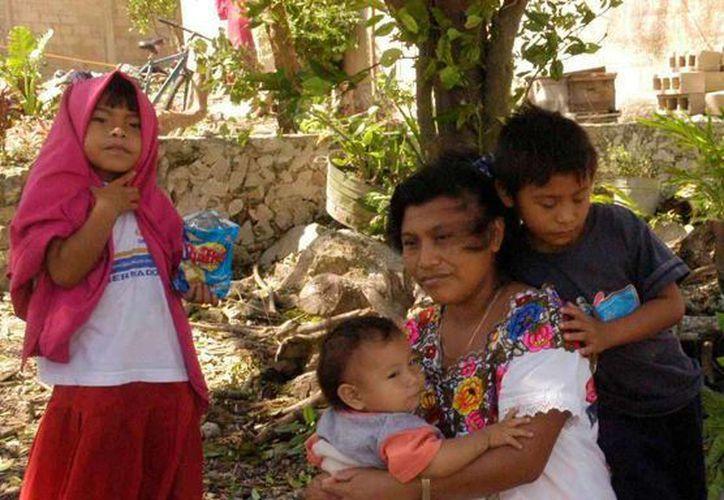 Muchas mujeres violentadas, principalmente las que viven en la zona maya, no denuncian a sus agresores.  (Rossy López/SIPSE)