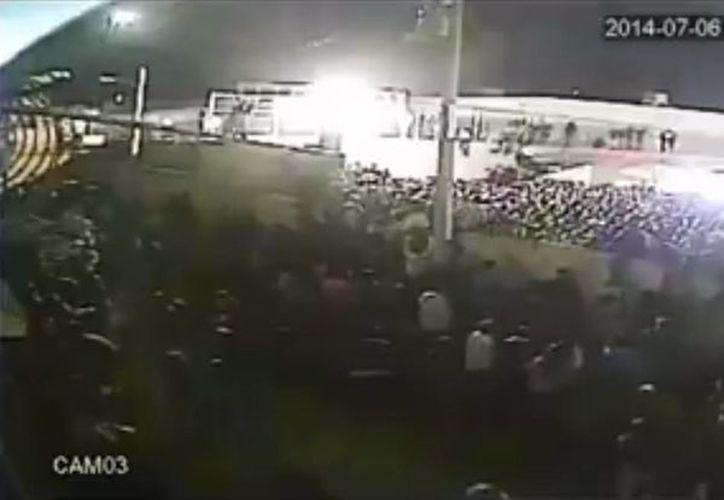 Las autoridades mexiquenses indicaron que tendrán avances en las investigaciones en las próximas 48 horas. (Captura de pantalla/YouTube)