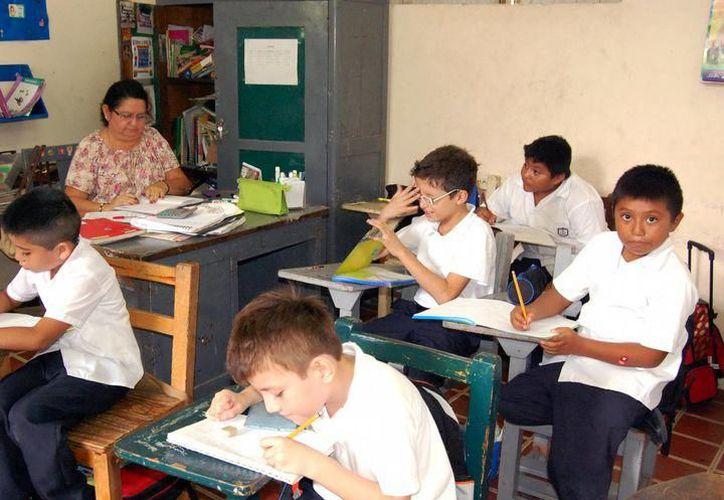 El Modelo Educativo traerá adaptaciones para más de tres mil colegios. (Milenio Novedades)