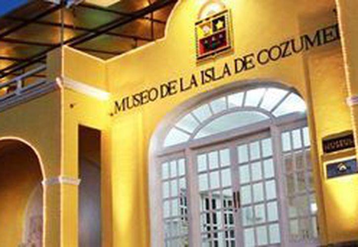 La Sala de Temporales del Museo de Cozumel, será el escenario para la exposición. (Foto de Contexto/Internet)