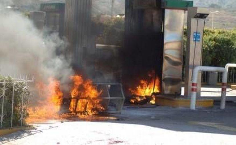 El ingeniero Gonzalo Miguel Rivas salvó a cientos de personas de morir por una explosión en una gasolinera en Chilpancingo, Guerrero, el 12 de diciembre de 2011. (Foto archivo:www.zonafranca.mx)