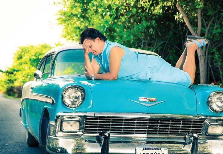 A lo largo de su trayectoria, Juan Gabriel recibió más de mil discos de oro, platino y multiplatino. (Universal Music)