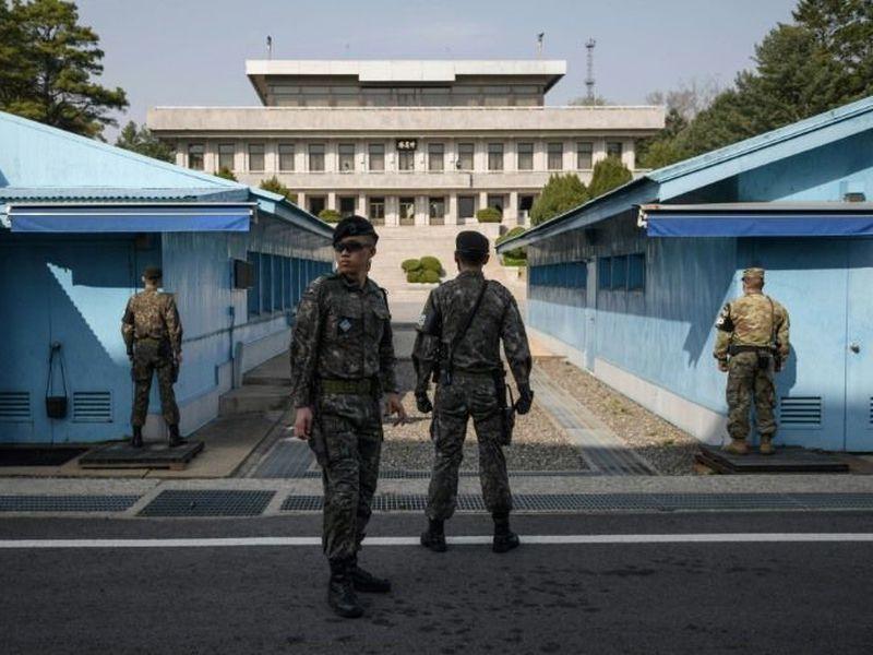 Los líderes de las dos Coreas se reunirán en la zona desmilitarizada. (Internet)