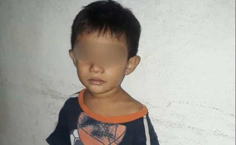 El menor se encuentra en resguardo en las instalaciones del DIF Municipal. (Novedades Yucatán)
