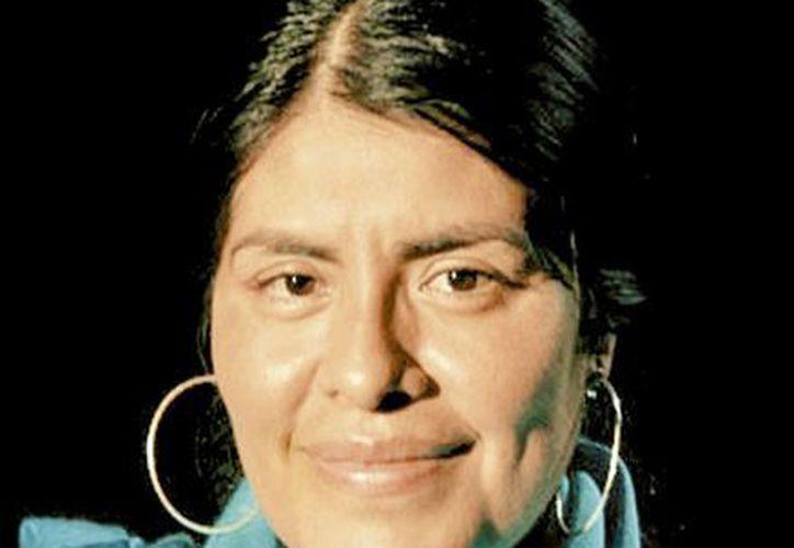 Eufrosina Cruz Mendoza, diputada por Oaxaca, afirma que el machismo es todavía un paradigma que hay que romper. (Milenio)