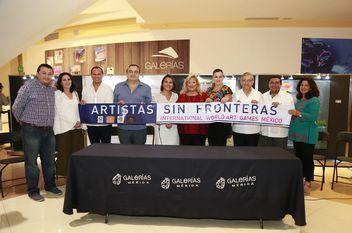 Artistas sin fronteras