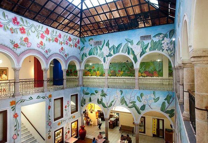 El Pasaje Picheta actualmente se encuentra cerrado para su remodelación. (Cultur Yucatán)