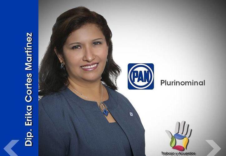 La diputada local del PAN, reconoció que estuvo cerca o intervino para rescatar a cuatro secuestrados. (congresomorelos.gob.mx)