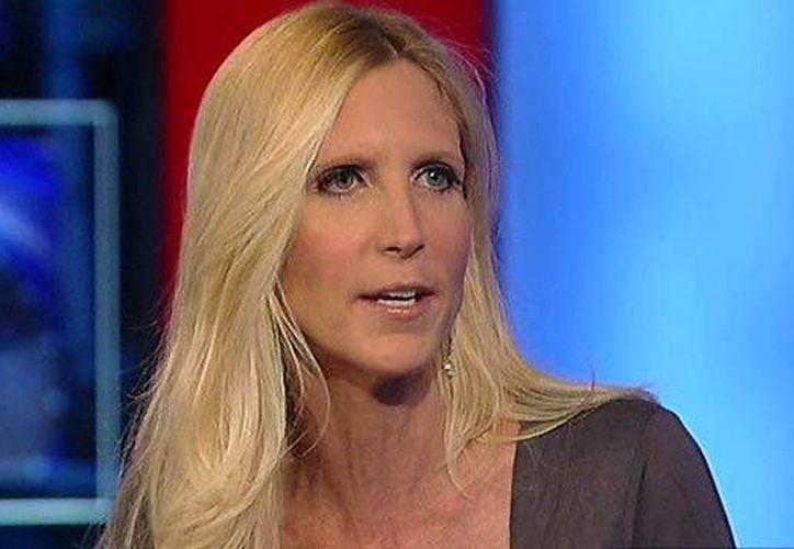 Ann Coulter se ha caracterizado por generar polémica con sus comentarios y columnas. (foxnews.com)