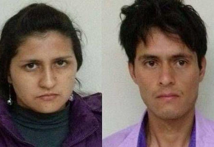 María Patricia Cruz Espino asesinó a su madre con ayuda de su esposo Alberto Magdaleno Bolaños Gálvez. (Foto especial tomada de Milenio)
