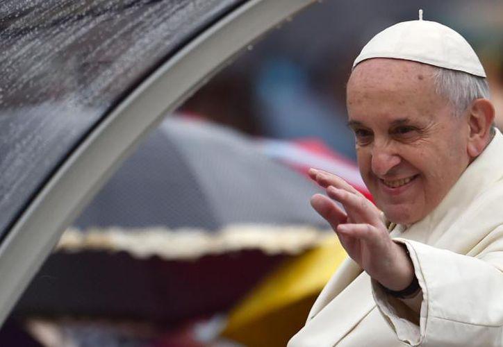 El pontífice oficiará una misa para 400 mil personas la mañana del 16 de enero, tras la visita a la mandataria Michelle Bachelet en Palacio de La Moneda. (Contexto/ Internet)